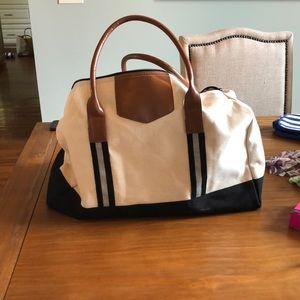Handbags - Canvas duffle bag
